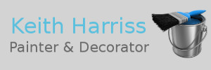 Keith Harriss: Painter & Decorator